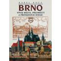 Brno – vývoj města, předměstí a připojených vesnic