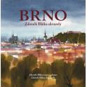 Brno - akvarely