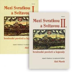 Mezi Svratkou a Svitavou I. a II.
