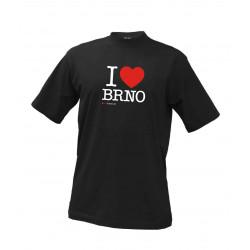 Tričko I Love Brno - BIG