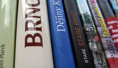 Knihy o Brně - prodáváme i vykupujeme