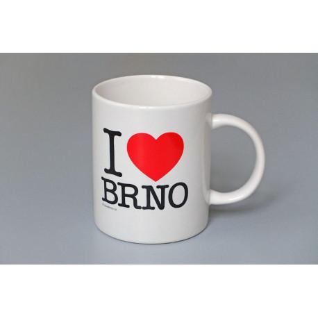 Hrnek I Love Brno