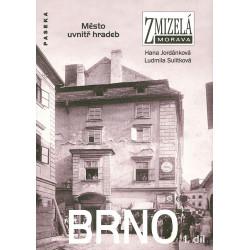 Zmizelá Morava - Brno (I. díl)