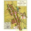 Historická mapa Králova Pole (1907)