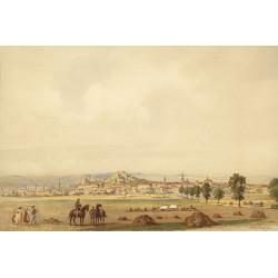 Pohled na Brno v roce 1866