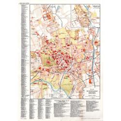 Plan der Landeshauptstadt Brünn (1912)