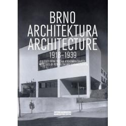Brno - architektura 1918-1939