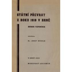 Státní převrat z roku 1918 v Brně