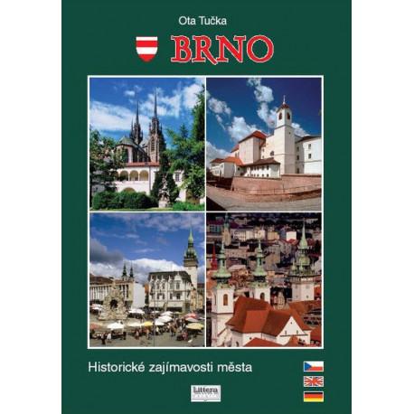 Brno - Historické zajímavosti města