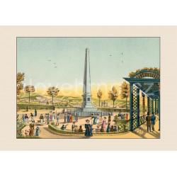 Obelisk na Františkově (1820)