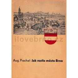 Jak rostlo město Brno