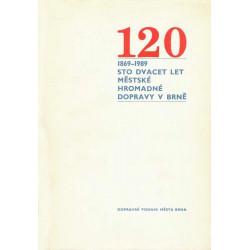 Sto dvacet let MHD v Brně